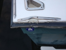 Sabre transom damage 2