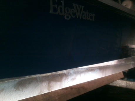 Edgewater completed.