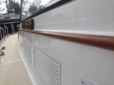 Grand Banks cabin trim After